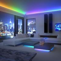 Світлодіодна стрічка в освітленні