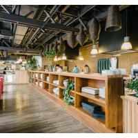 Правильная освещенность ресторана и кафе