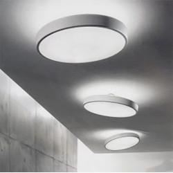 Светодиодные потолочные светильники с пультом в видео обзоре