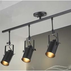 Трековые светильники и их применение в освещении