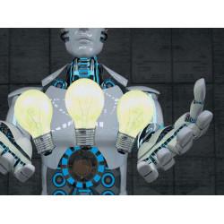 LED на службе у людей и роботов