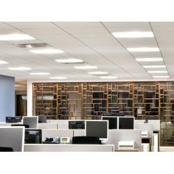 Що вигідніше: світлодіодні панелі або растрові світильники? приклад розрахунку