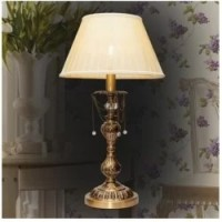 Настольные лампы в разных стилях