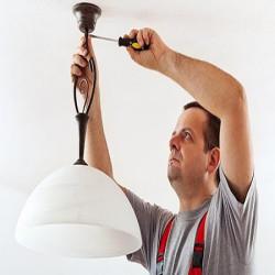 Підключаємо люстру до електричної мережі своїми руками