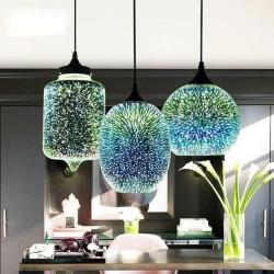 Люстри та світильники з абажуром: естетика світла і натхнення форм