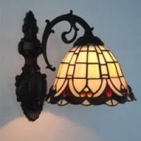 Світильники Тіффані в магазині Brille - шедеври в освітленні