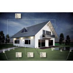 Степень защиты светильников и LED лент (IP)