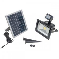 Преимущества LED светильников на солнечных батареях