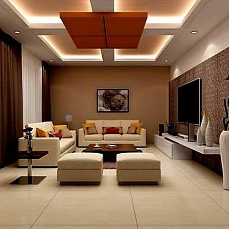 Светодиодная лента в комнате