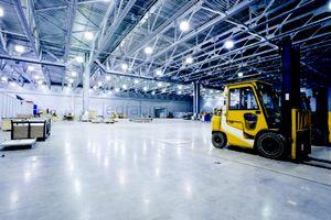Прожекторы для наружного освещения в промышленности