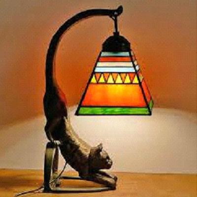 Настольные лампы в японском стиле