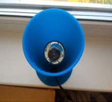 Купить восковую лампу