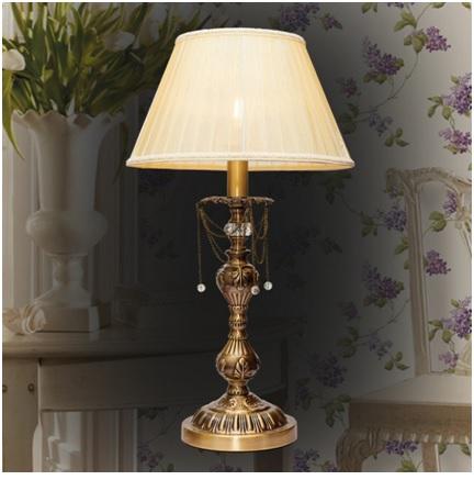 Купить настольную лампу в стиле прованс