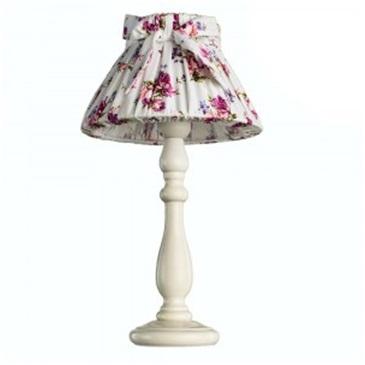 Лампа настольная прованс