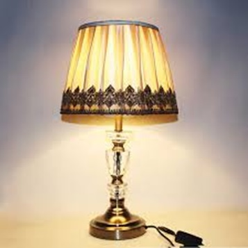 Винтажные настольные лампы