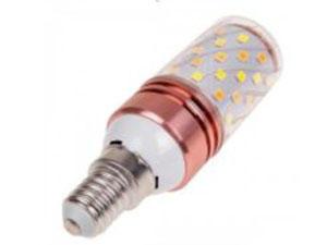 економічна світлодіодна лампочка