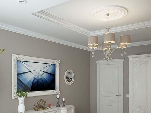 светильник классический стиль спальня
