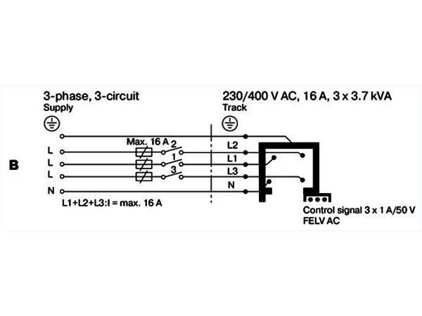 светильники на шинопроводе инструкция подключения
