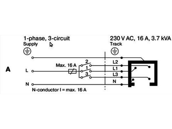 трековые светильники инструкция по установке