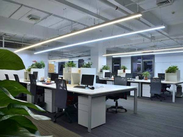 линейные светильники для офиса