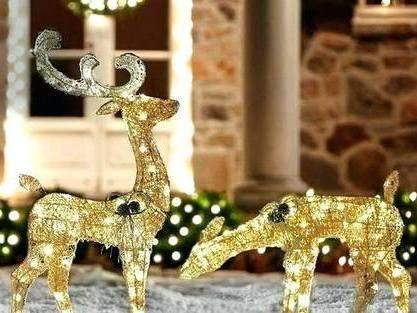 новогодняя и рождественская подсветка домов и участков