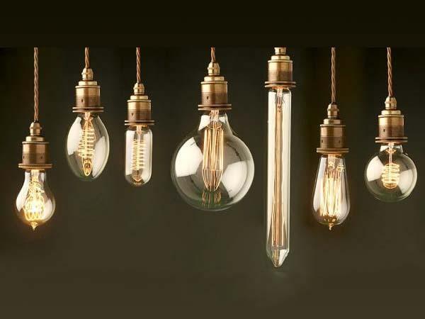 светодиодные лампы в стиле ретро