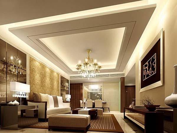 Освітлення квартири світлодіодами
