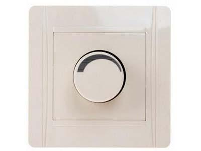 димер для світильника, управління яскравістю світла, купити реостат для світильника