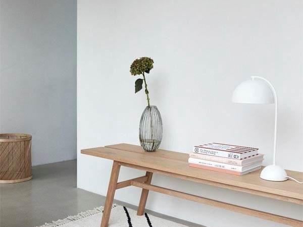 Скандинавський стиль, настільна лампа, фото