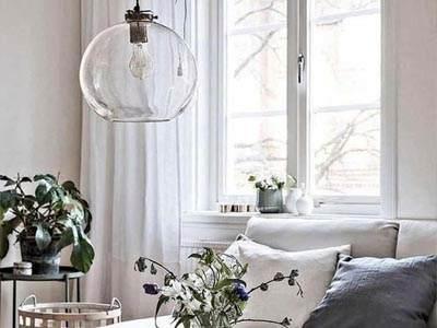 Освітлення скандинавський стиль, фото