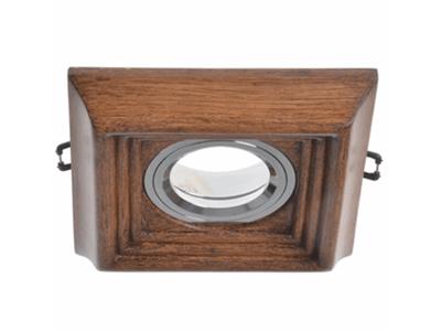 Точечный светильник с окантовкой для кухни