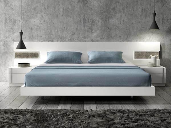 стиль техно спальня фото