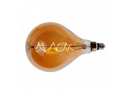 Светодиодный тип лампы со специальными нитями которые воспроизводят свет