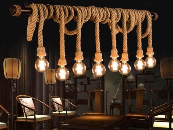 Правильно подобранный вид освещения значительно улучшает внешний вид помещения