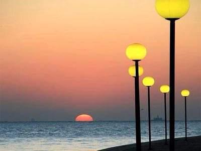 Сучасні вуличні ліхтарі