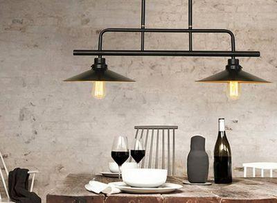 Светильники: индустриальный стиль