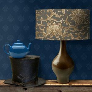 Купить абажур для настольной лампы