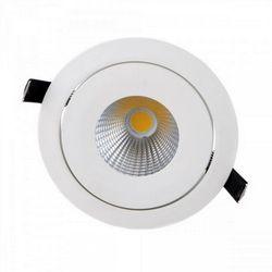 врезные точечные светильники в потолок