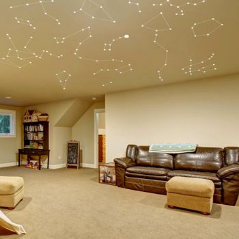 Светильники звездное небо, фото