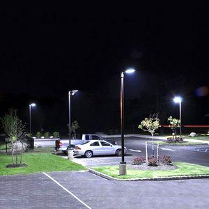 консольные светильники для уличного освещения