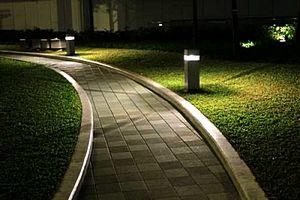 Вариант уличных осветительных светильников