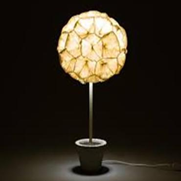 купить настольную лампу флористика