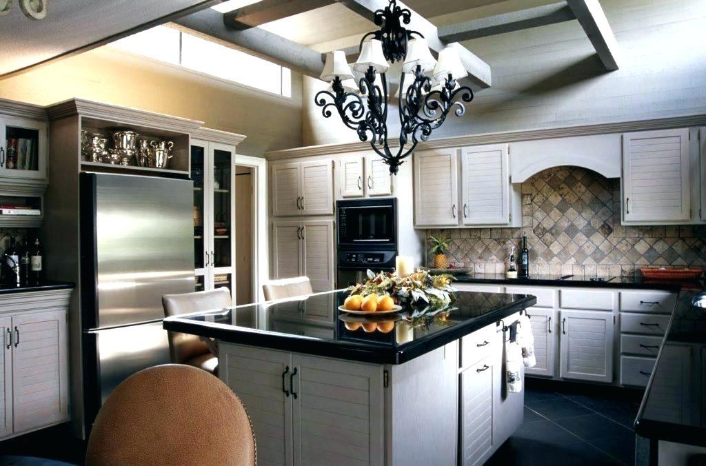 люстри для кухні в інтер'єрі - фото