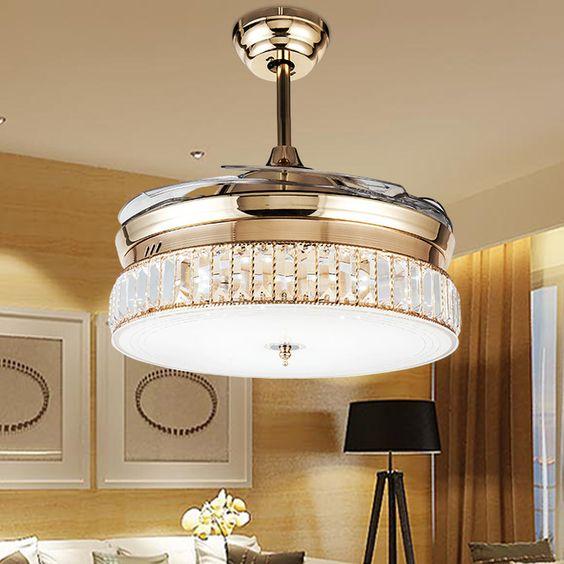 Светодиодная люстра для гостиной