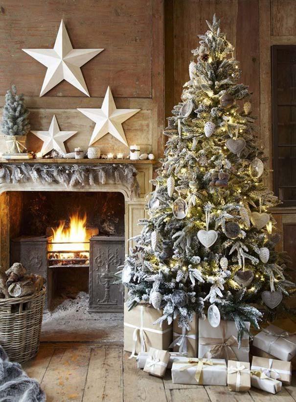 как украсить дом на новый год гирляндами